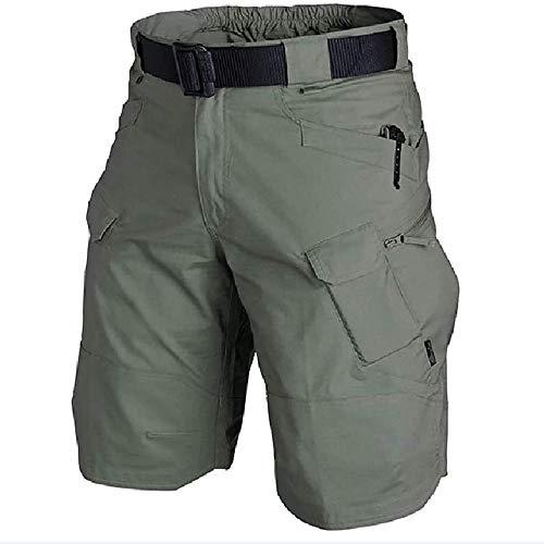 sujinxiu Herren Wandershorts Outdoor Casual Shorts Leichte, schnell trocknende...