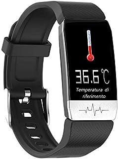 Docooler Pulsera Inteligente medición de Salud Monitor de