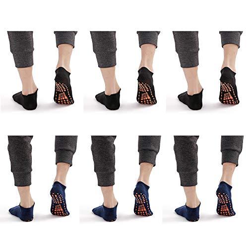 13peas Calcetines antideslizantes para pilates, cómodos, transpirables, suela de goma, unisex, para deportes de lucha, danza, pilates, gimnasio, yoga