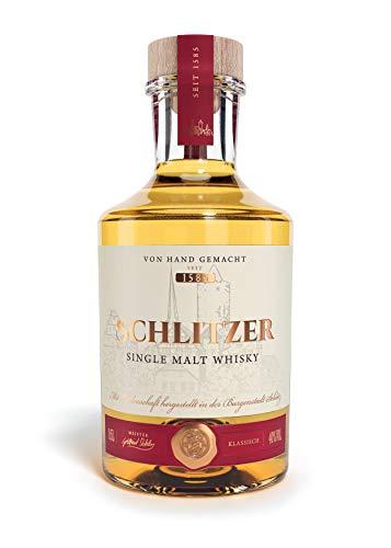 Schlitzer Single Malt Whisky classic (1 x 0.5l)
