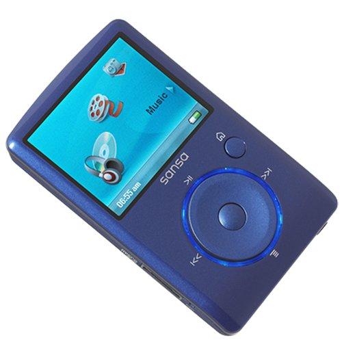 Sandisk Sansa Fuze 4GB Blue