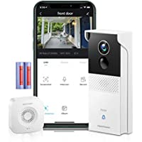 HeimVision 1080P HD Wireless Video Doorbell Camera with Chime