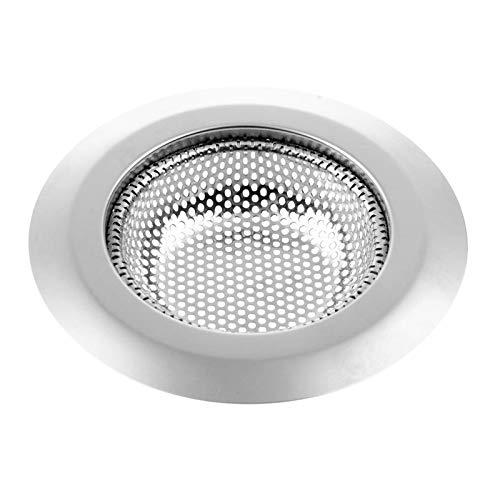 RAITL 1 Unid Acero Inoxidable Cocina Fregadero Cepillo Alcantarillado Cuarto de baño Ducha Filtro de Pelo Cesta Anti-Bloqueo Accesorios de Limpieza (Color : Bronze)