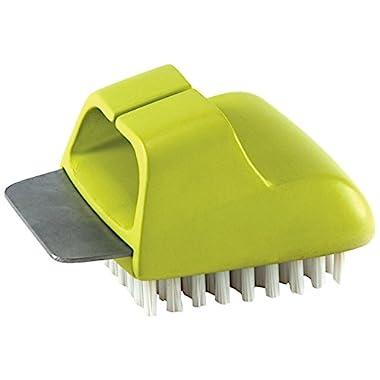 Charcoal Companion CC4108 Salt Block Cleaning Brush
