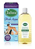 Zoflora Multipurpose Concentrated Antibacterial Disinfectant Multi Surface Cleaning Solution Fresh Home 500ml, Clear