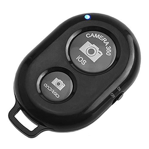 Adurei-Wireless Bluetooth Camera Remote Control para Teléfonos Inteligentes y Trípodes, Haciendo Selfies para iOS (iPhone) y Dispositivo Android, Conveniente y Fácil de Crear Increíbles Fotos Sefie