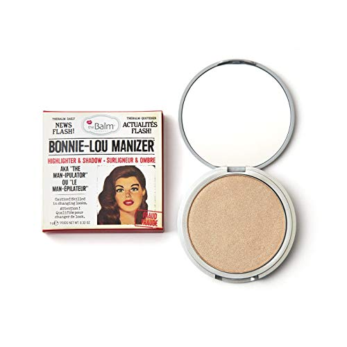 theBalm Bonnie-Lou Manizer All-in-One-Highlighter, 1er Pack (1 x 9 g)