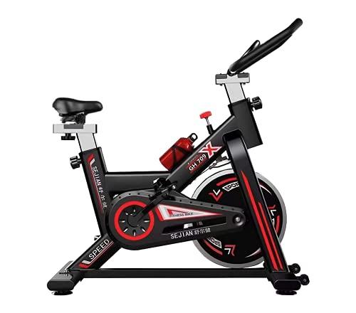 Acobonline Bicicleta Estatica Spinning, Bici Spinning, Bicicleta Profesional para Uso domestico...