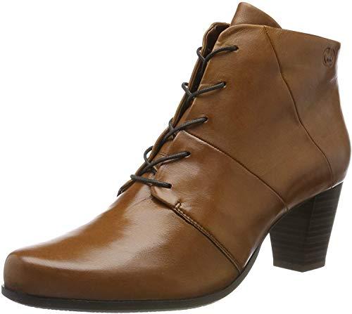 Gerry Weber Shoes Damen Louanne 19 Stiefeletten, Braun (Cognac Mi12 370), 37 EU