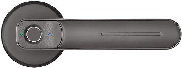 Ysimee Smart Lock, elektronisch deurslot, slimme deurslot, eenvoudig achteraf toe te voegen, geschikt voor de meeste EU-de...