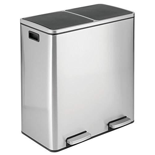 La Mejor Lista de Cubos de basura para la cocina - los más vendidos. 7