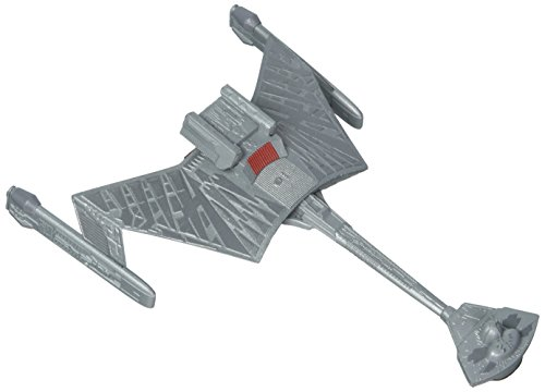 Eaglemoss Star Trek oficjalna kolekcja Starships: Ktinga-Class Battle Cruiser żywica figurka