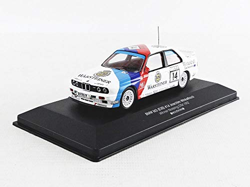 CMR CMR43032 Collectible Miniature Car White / Blue / Red