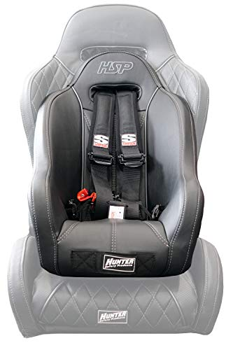 Hunter Safety Products Tiny Seat - Kids Seat for UTV Seats - Fits Polaris RZR, Can-Am X3 and Most Other Side by Side and After Market Seats(Seat Only)