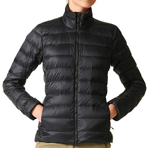 adidas W LT Down JKT - Veste pour Femme, Couleur Noir, Taille 44