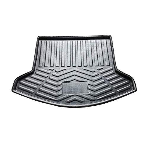 Coche Goma Alfombrillas para maletero, para Mazda CX-5 CX5 2017-2019 Antideslizante Tapete La Bandeja del Piso Boot Liner Mat Accesorios De Interior