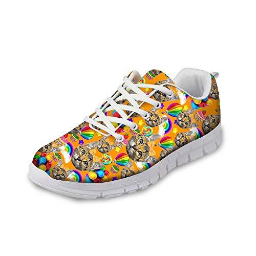 MODEGA Zapatos de Bolos Zapatos Deportivos para Hombres Corriendo Zapatos de Bolos Zapatos Zapatos de Bolos Cubre Zapatillas de Deporte de Moda Baratos para los Hombres Tamaño 40 EU