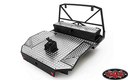 RC4WD Rear Tube Bed for Trail Finder 2 (Black Style B)