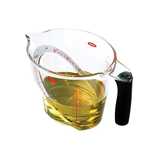 OXO Good Grips 4-Cup Angled Measuring Cup  $11 at Amazon