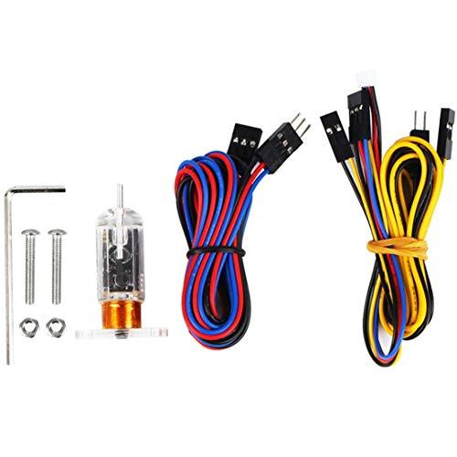 BiaBai 3D-Drucker Z-Probe BLTouch Auto-Nivelliersensor Auto-Bettnivellierungssensor Touch für Anet A8 mk8 I3 Verbessern Sie die Präzision