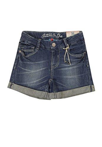 Lemmi Mädchen Jeans Girls MID Shorts, Blau (Blue Denim 0013), 164
