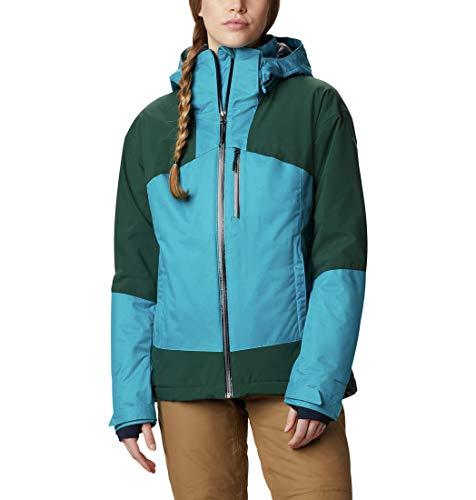 Columbia Damen Isolierte Skijacke, Fall Zone