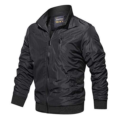 Herren JackenFrühling Herbst Militär Mäntel Mode Armee Lässige Oberbekleidung Männliche Bomberjacke Herren Mäntel Markenkleidung