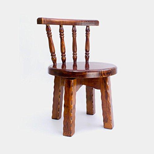 Xuan - Worth Having Home 360 Grad Drehung Woody Stuhl Haushalt Hocker Rückenlehne