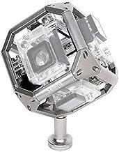 Selens Waterproof Rig Aluminum 360 Degree VR Spherical Panorama Frame Mount Video Holder Case for Gopro 3 3+ 4(Mount 6 Gopro) Xiaoyi Xiaomi Camera
