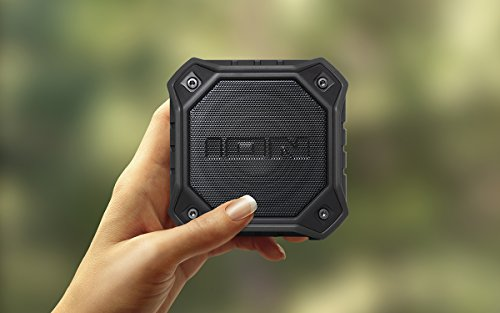 ION Audio Dunk | IPX7 Waterproof Portable Bluetooth Speaker with Full-Range Driver, Bass Radiator, Built-In Mic and 10…