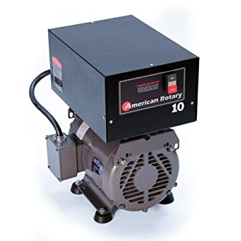 American Rotary Phase Converter AR10F Floor Unit 10 HP Made is USA