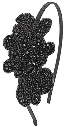 Killer Kirsche Damen Haarreif Wynona Perlen Haarschmuck Applikation: 11,5cm x 6cm