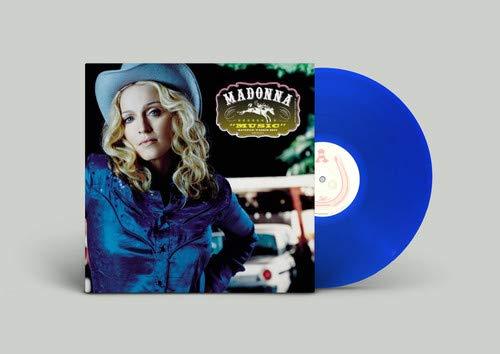 Madonna - Music (2 Vinilos azules)