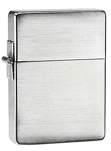 Zippo 1935 Replica Lighter, Metal, Silver, One Size
