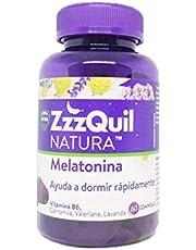ZzzQuil Natura 60 gominolas con melatonina