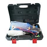 Equipo de soldadura de oxígeno portátil herramientas de soldadura para instalación...