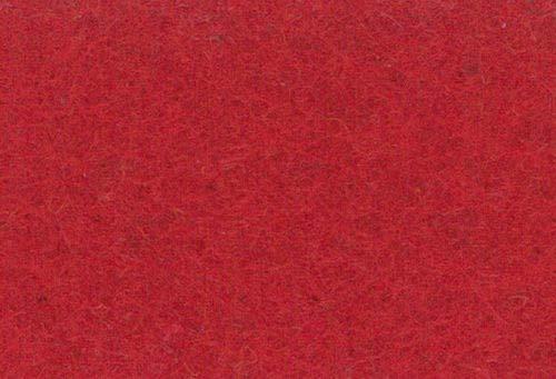 Filz Bastelfilz 3 mm Dick / 90 cm Breit 0,25 cm Taschenfilz Meterware 26 Farben (Rot 015)