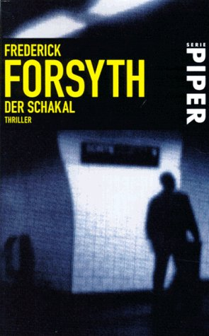 Buchseite und Rezensionen zu 'Der Schakal' von Frederick Forsyth