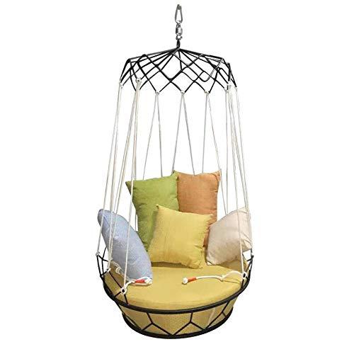 Q-L Outdoor Tuin Hangstoel Schommel Hangende Manden Creatieve Mode Multifunctionele Draagbare Wieg Stoel Overdekte Hangmat