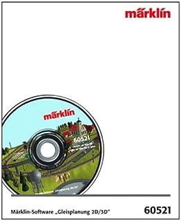 """Märklin 60521 – Märklin-programvara """"spårplanering 2D/3D"""", Spur H0"""
