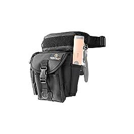 ProtectorTech Pochette HD pour détecteur de métaux avec étui pour pointeur