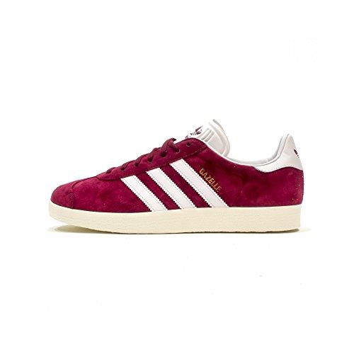 adidas Originals Herren Sneakers Gazelle S76220 Burgund (76) 44