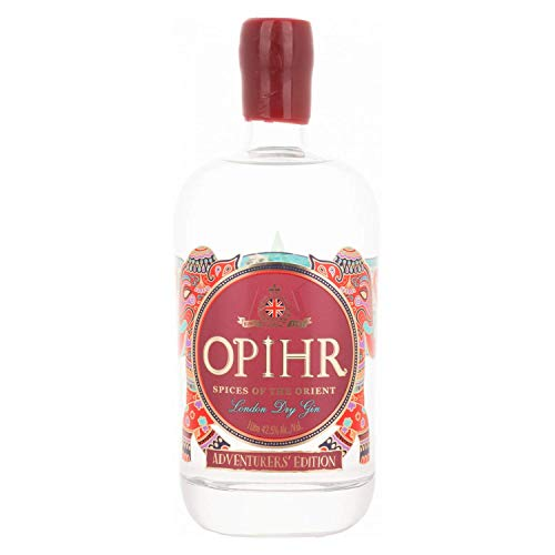 Opihr SPICES OF THE ORIENT London Dry Gin ADVENTURERS\' EDITION (1 x 1 l)