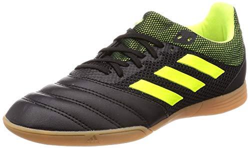 adidas Unisex-Kinder Copa 19.3 In Sala J Fußballschuhe, Mehrfarbig (Negbás/Amasol/Amasol 000), 31 EU