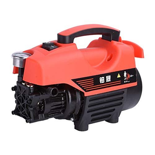 IMBM autowasmachine, hogedrukreiniger, 220 V, draagbaar, autowasmachine, volwaardige kunstwerken, autoborstel, waterpistool, kleine waterpomp