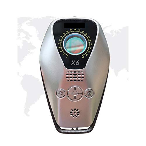 Gama Completa Anti-Spy Mini Cámara Detector infrarrojo Anti-Thief Inalámbrico GPS Localizador Localizador de señal Scanner Dispositivo de Alarma Detector de Leva Identificación precisa