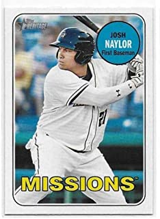 2018 Topps Heritage Minors #61 Josh Naylor