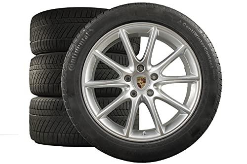 Compatible con Porsche Cayenne Coupe E3/9Y0 20 pulgadas de diseño de ruedas de invierno / 30 km