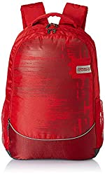 American Tourister Popin 48 cms Red Casual Backpack (FU4 (0) 00 003),Samsonite,FU4 (0) 00 003