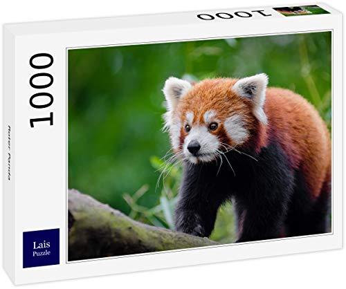Puzzle Panda Rojo 1000 Piezas